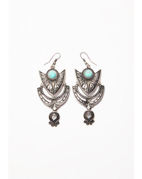Luv N' Light Boho Earrings