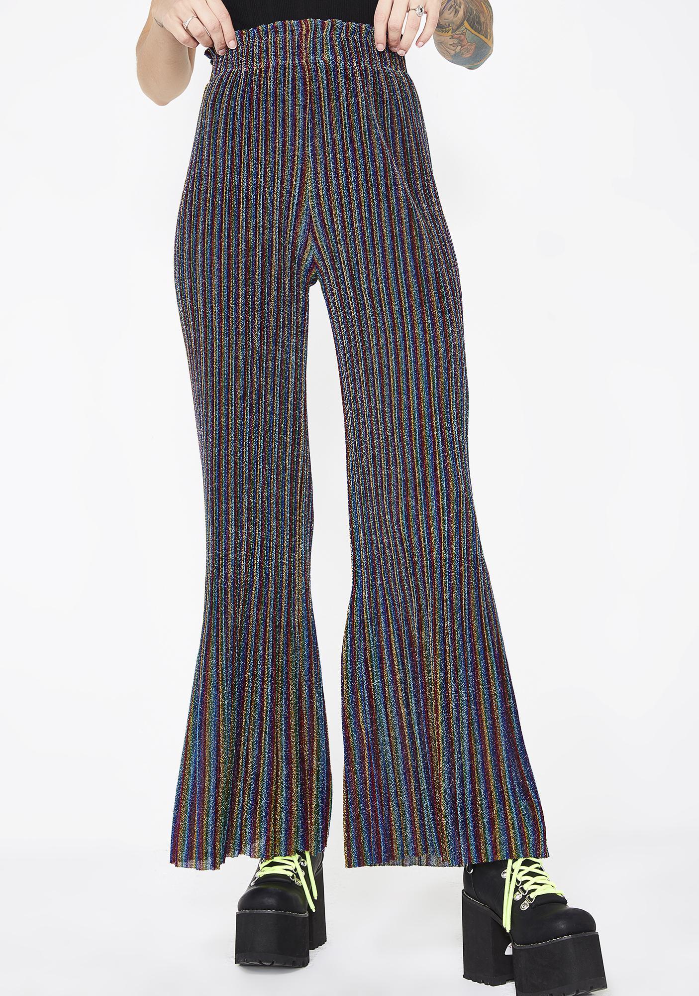 Freaky Flow Wide Leg Pants