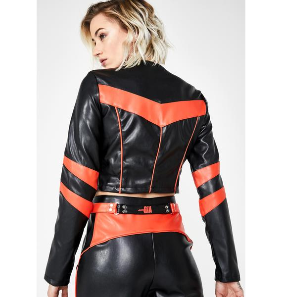 I AM GIA Octavia Moto Jacket