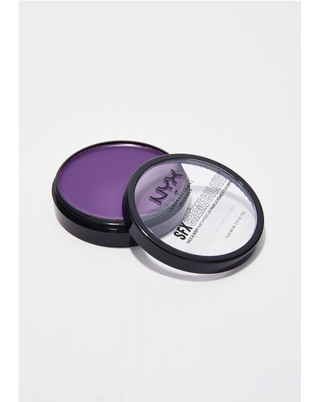 Purple SFX Creme Colour Face & Body Paint