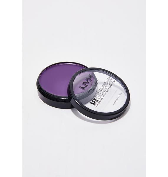 NYX Purple SFX Creme Colour Face & Body Paint