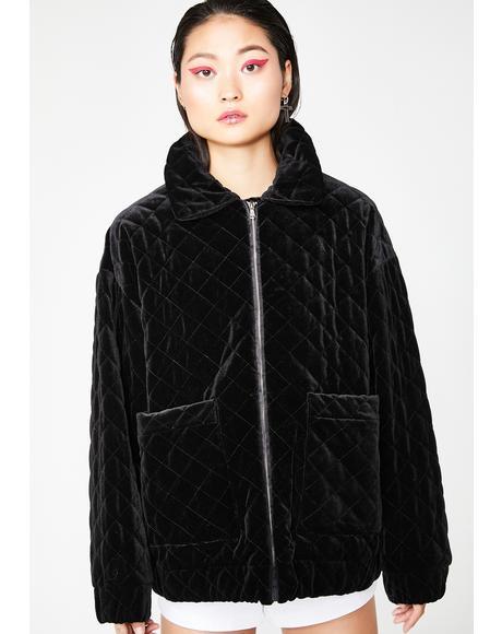 Midnight Contraband Jacket