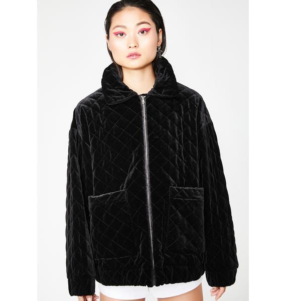 I AM GIA Midnight Contraband Jacket