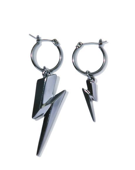 Bolt Earring