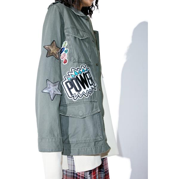 Against All Odds Jacket
