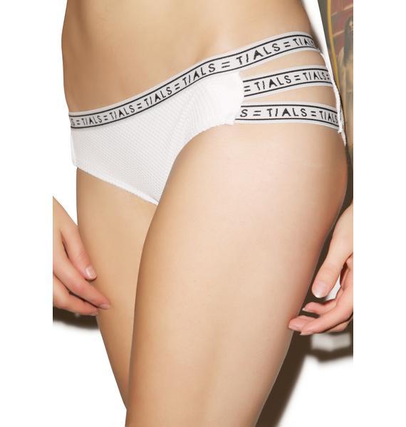 This Is A Love Song Tials Logo Bikini