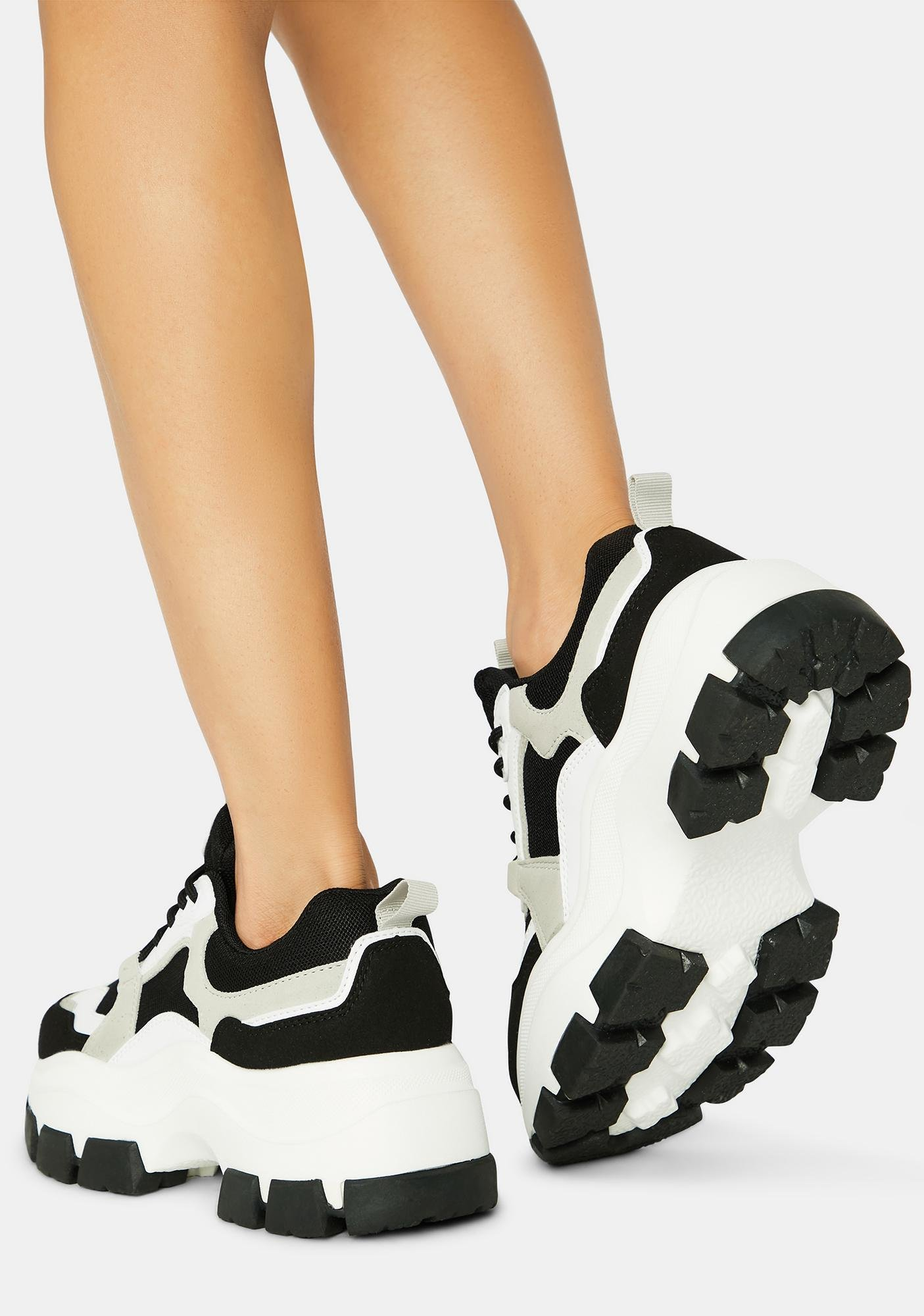 Play The Game Chunky Dad Sneakers