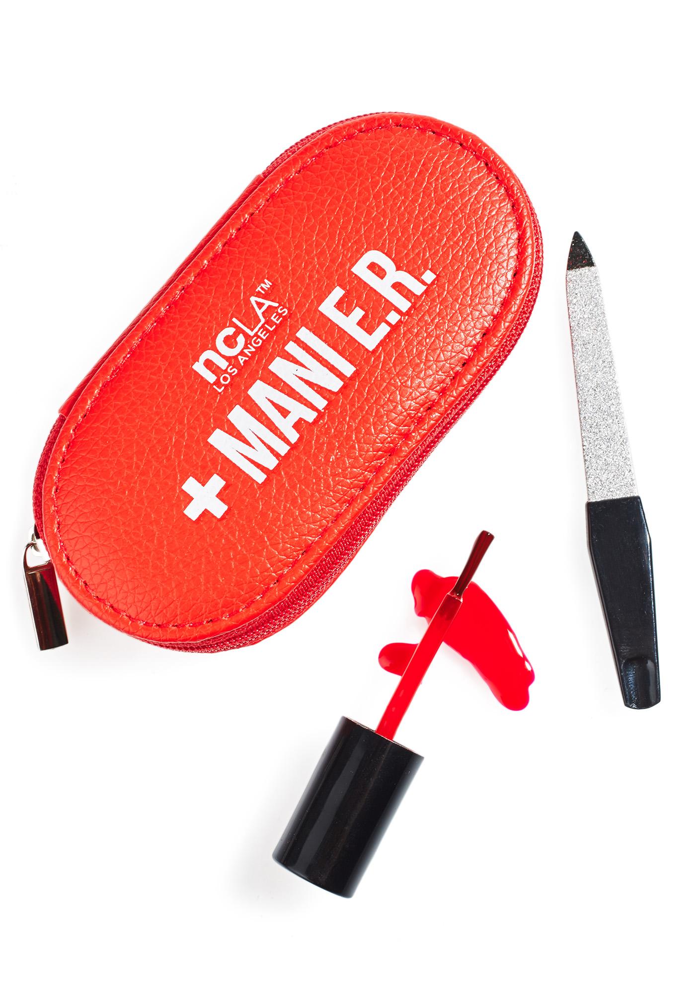 NCLA Mani E.R. Manicure Kit