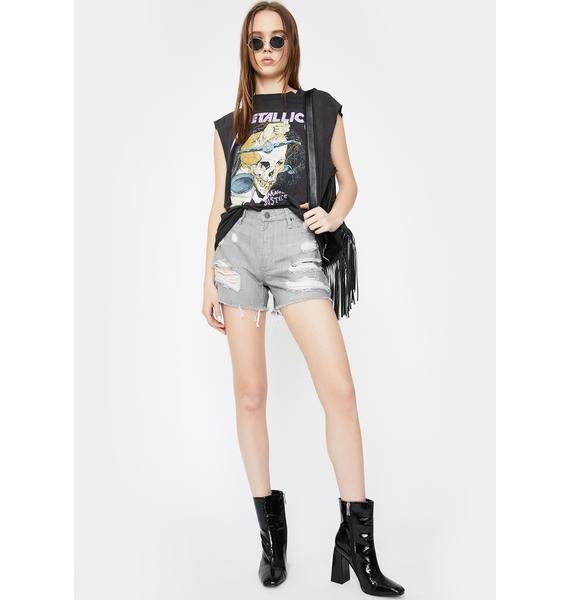 Articles of Society Nova Meredith Hi Rise Shorts