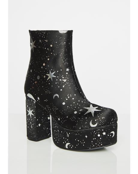 Lyra Platform Boots