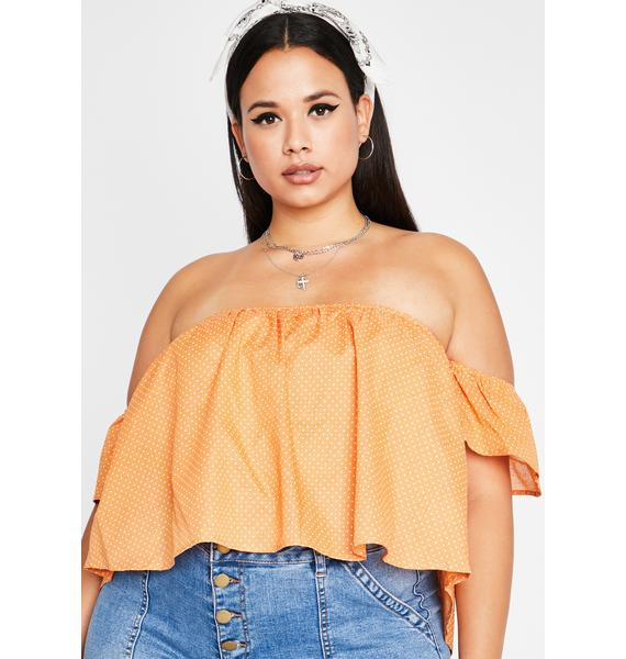 Total People Person Crop Blouse