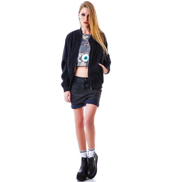 Cheap Monday Prey Bomber