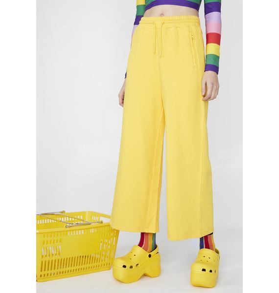 Lazy Oaf Banana Track Pants