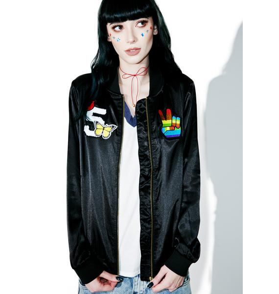Discovery Bomber Jacket