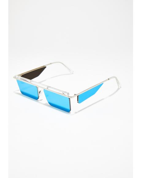 Sea Future Faded Sunglasses