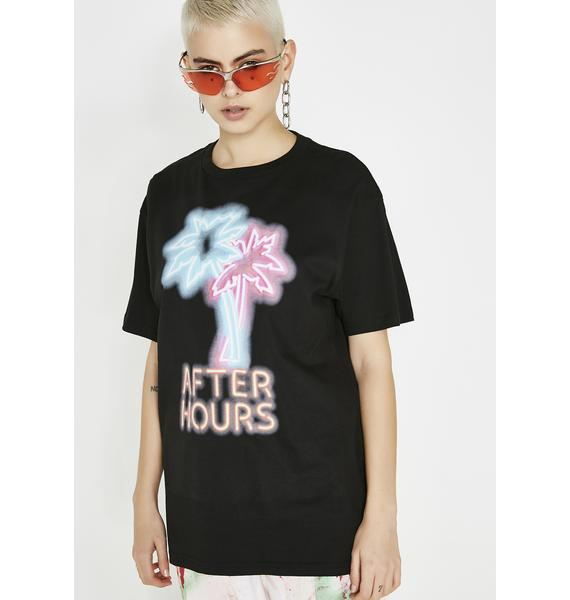 After Hours Neon Nights T-Shirt