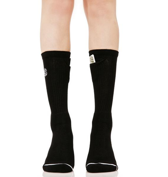 40s & Shorties Standard Stash Pocket Socks Pack