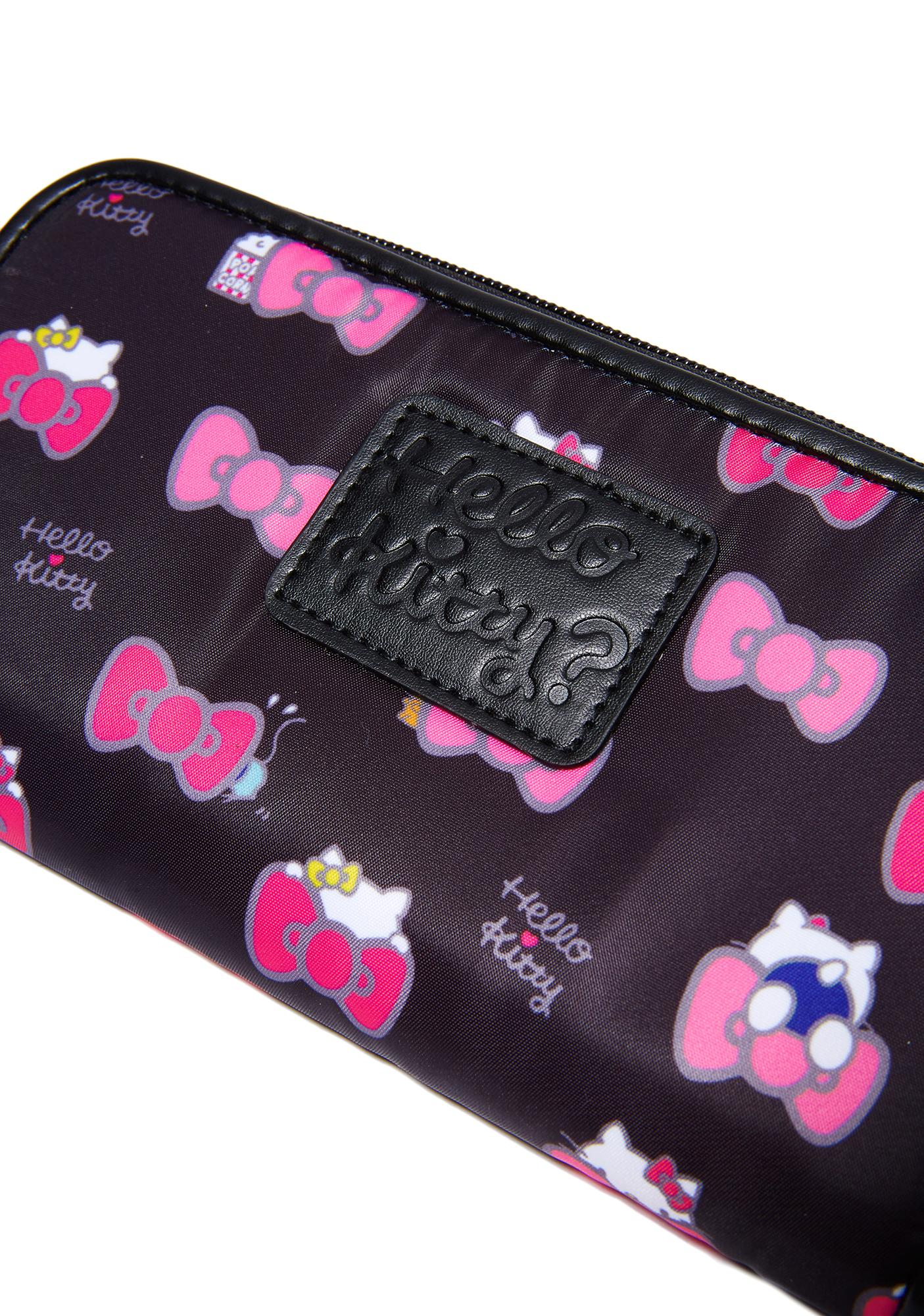 Sanrio Long Wallet