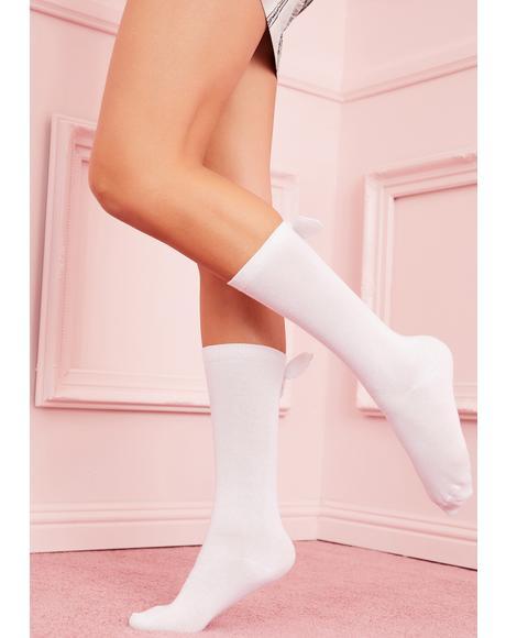 Sweet Heavens Angel Socks