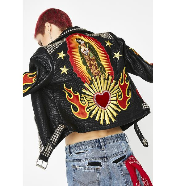 Hazmat Design Hail Mary Jacket