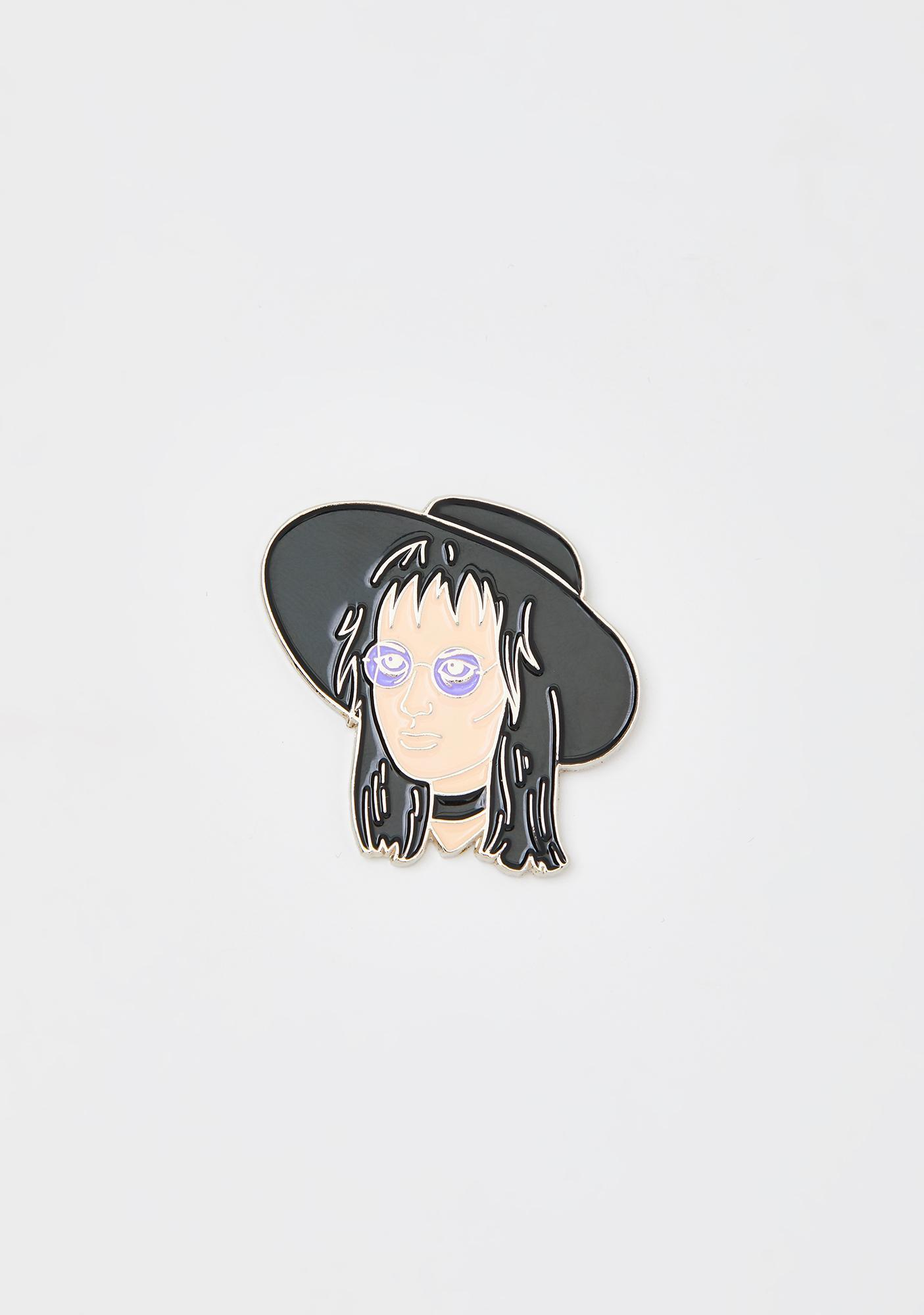 Femfetti Lydia Deetz Enamel Pin
