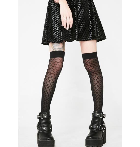 Killstar Neoma Stockings