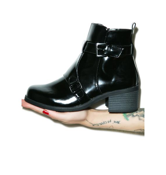 Harness Roster Boots