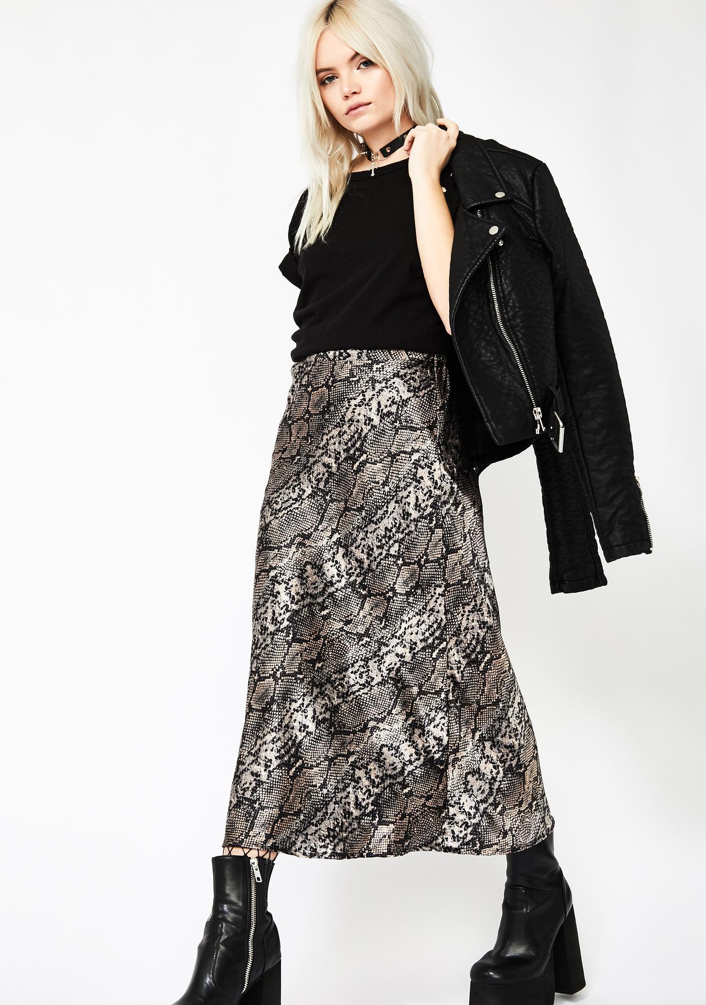 178f056597 Toxic Tendency Satin Skirt; Toxic Tendency Satin Skirt ...