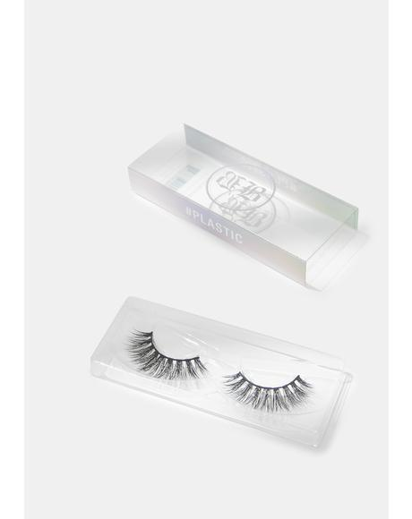 Plastic Synthetic Eyelashes