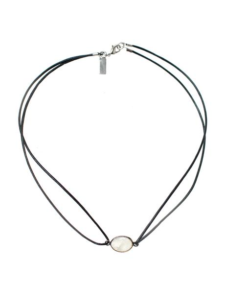 The Maiden Moonstone Choker