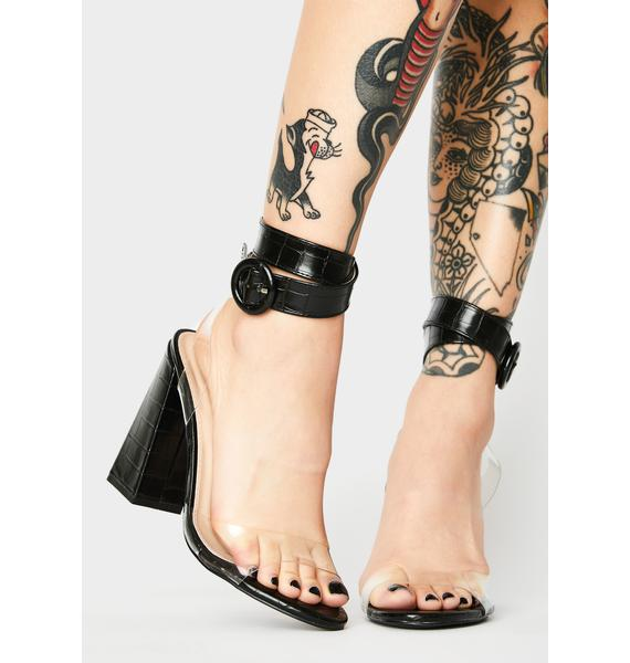 Public Desire Commit Block Heels