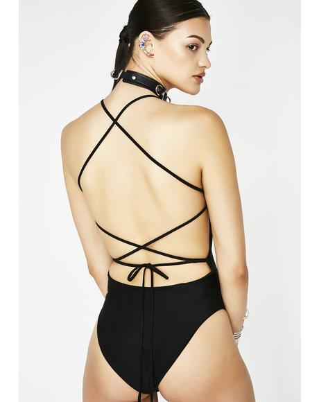 Midnight Nirvana High One Piece