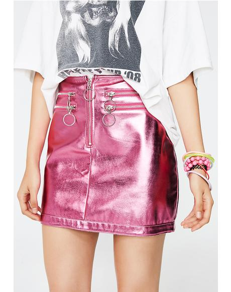 Electric Feelz Mini Skirt