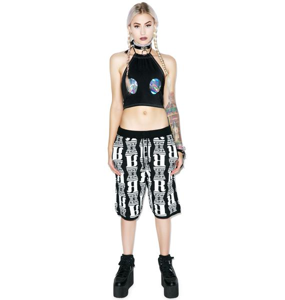 Joyrich Chrome Status Knit Shorts