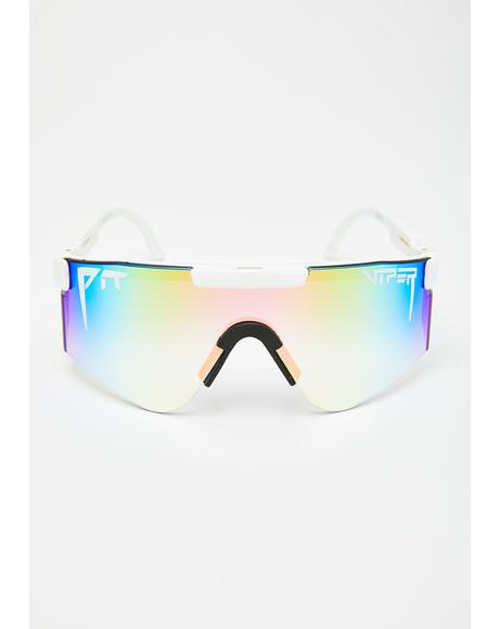 The Miami Nights Double Wide Sunglasses