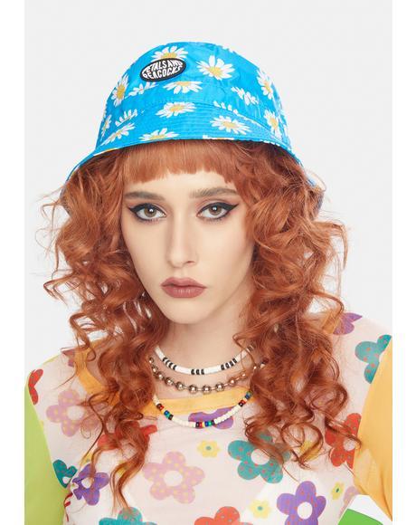 Daisies Bucket Hat