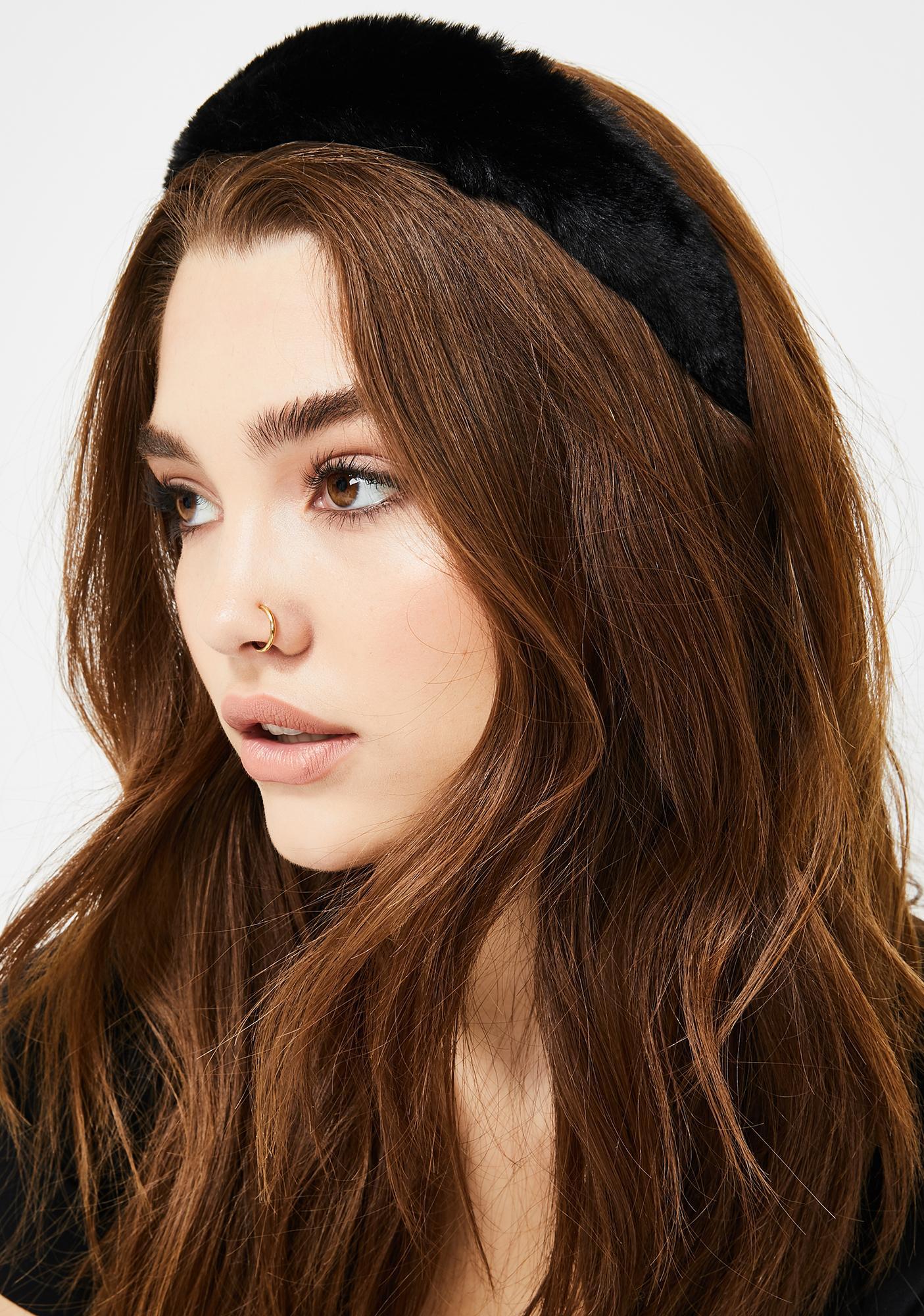Cuties Only Fuzzy Headband