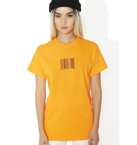 Civil Clothing Girl Code BF Tee
