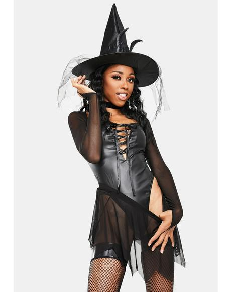 In The Night Witch Costume
