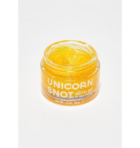 Unicorn Snot Unicorn Snot Goldie Glitter Gel
