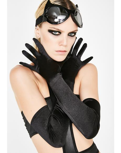 Not Yo Bride Gloves