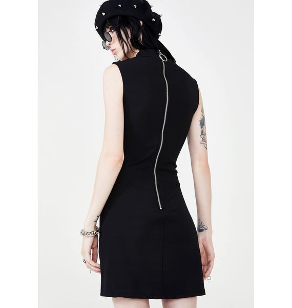 Disturbia Polly Mini Dress