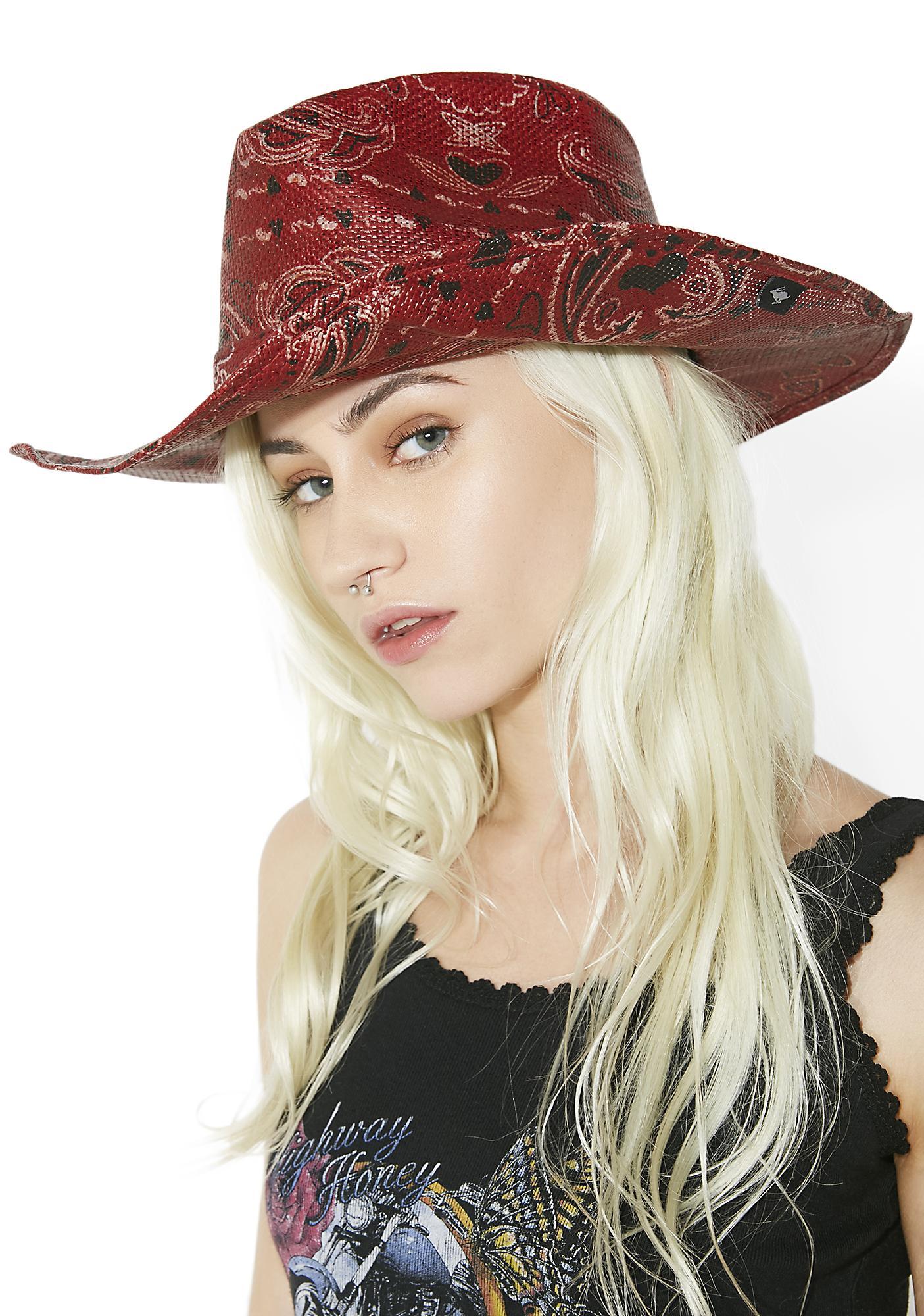 Round Up Cowboy Hat