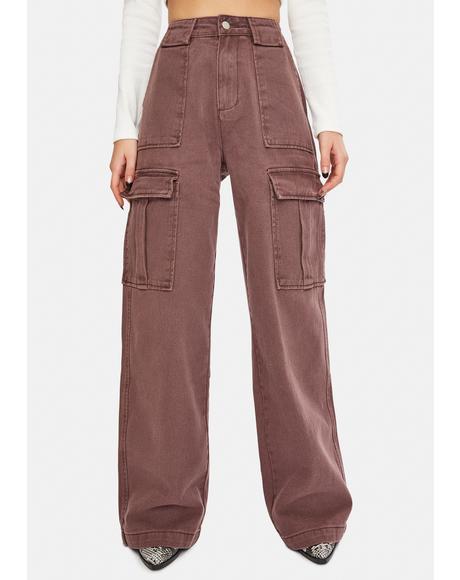 Baker Cargo Jeans