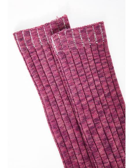 Magnitude Boot Socks