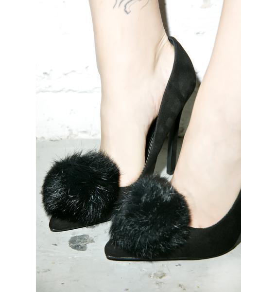 Privileged Trina Naughty Puff Heels