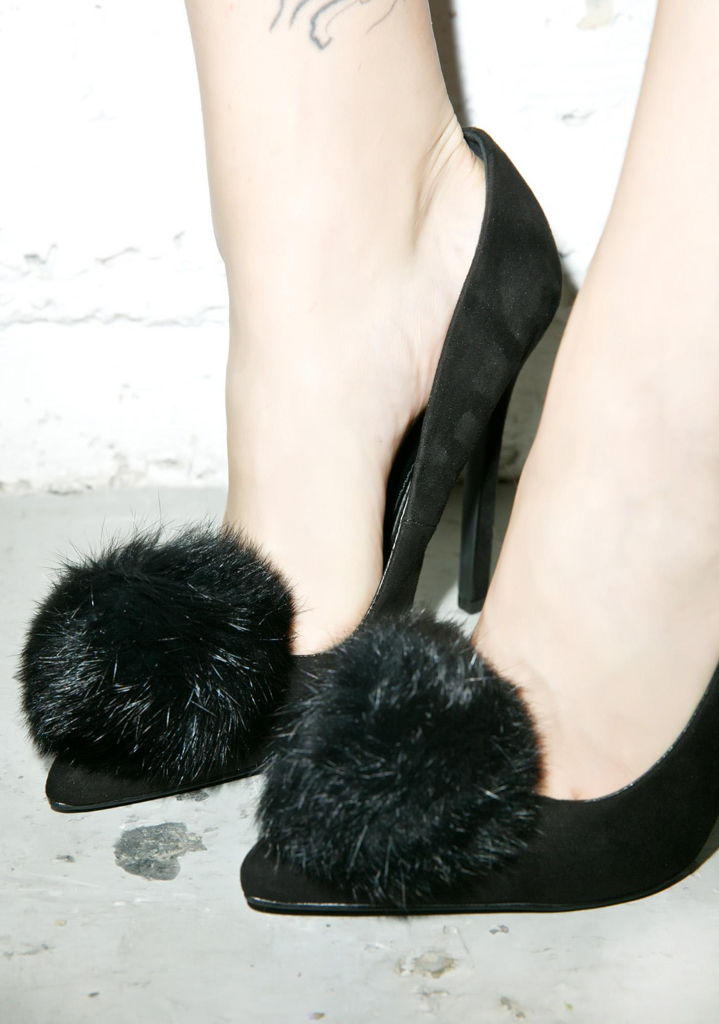 Privileged Trina Naughty Puff Heels