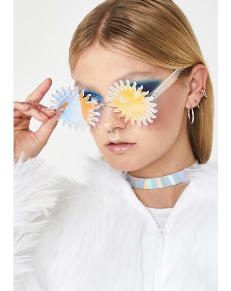 Sunny Side Glasses