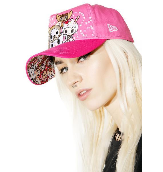 Tokidoki Bearnut Trucker Hat