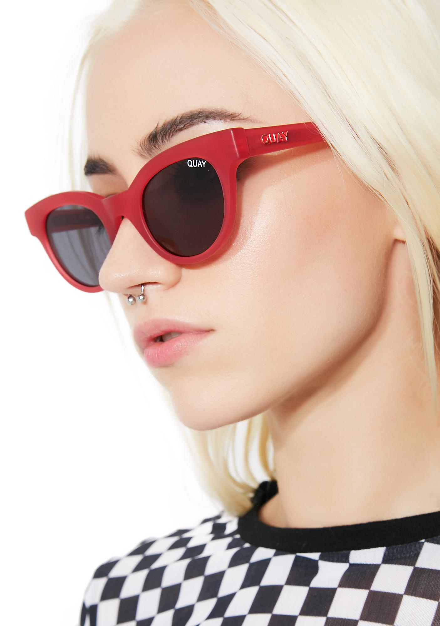 1307faa3c3 ... Quay Eyeware x Kylie Starstruck Sunnies ...